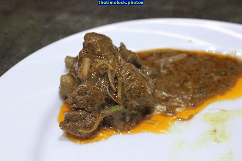 Mutton Nihari available at Changezi Chicken restaurant all day long