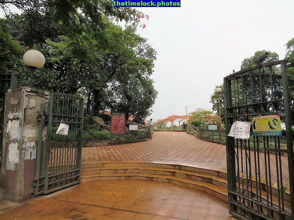 Entrance to Kamla Nehru Park