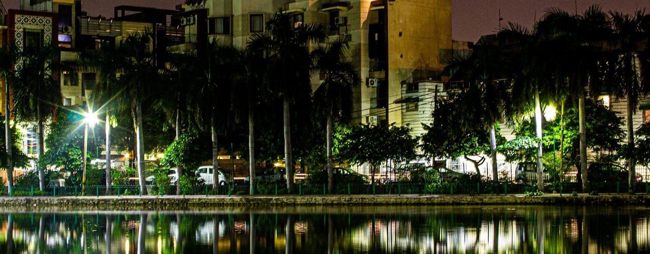 Model Town Lake