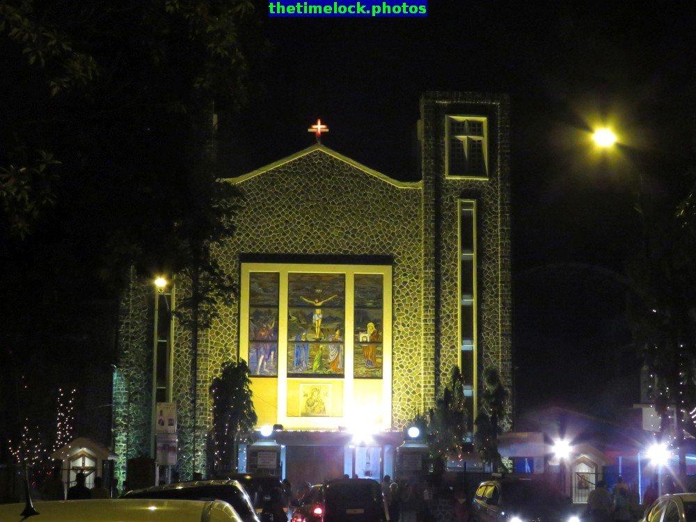 A popular school and church