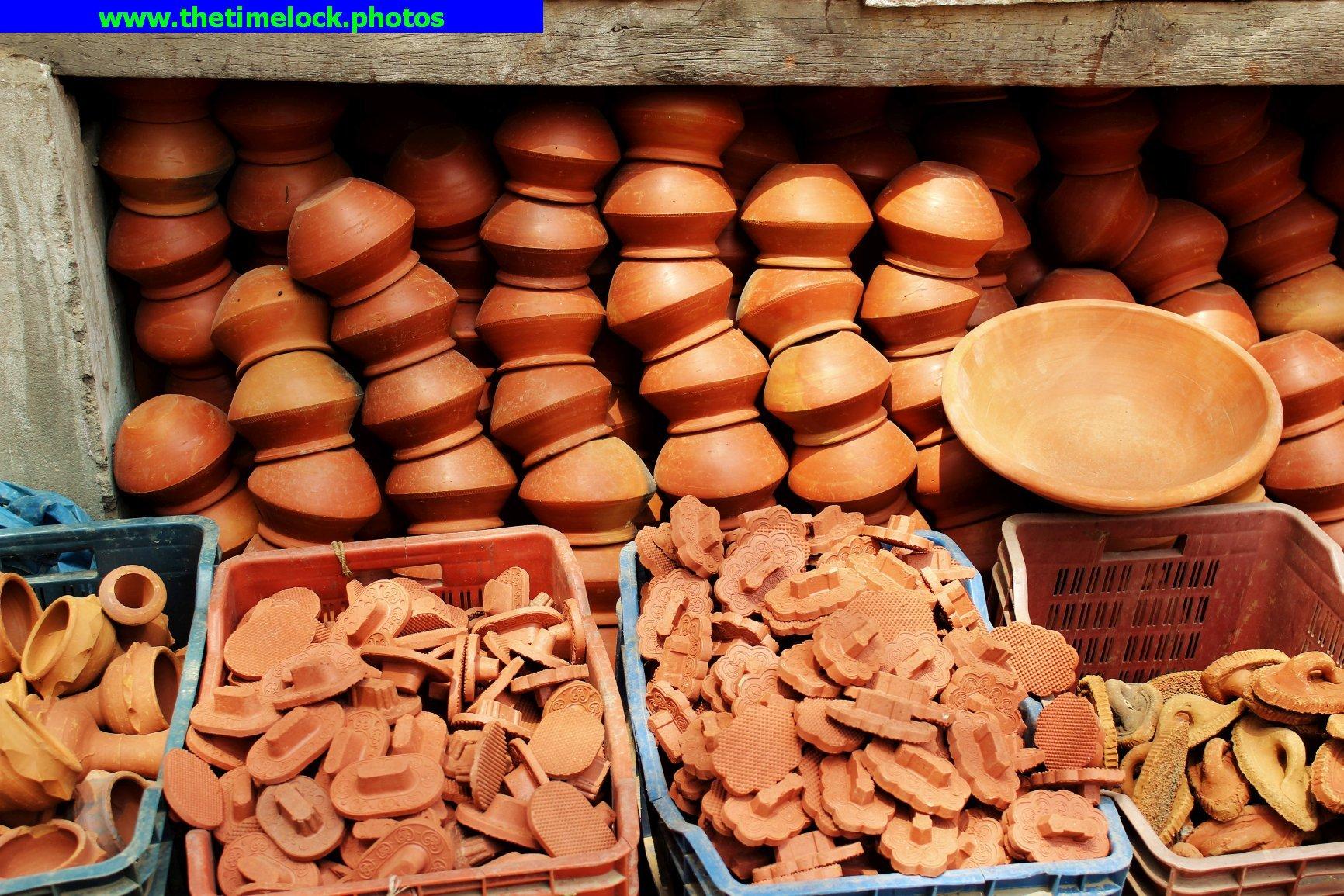 potters village