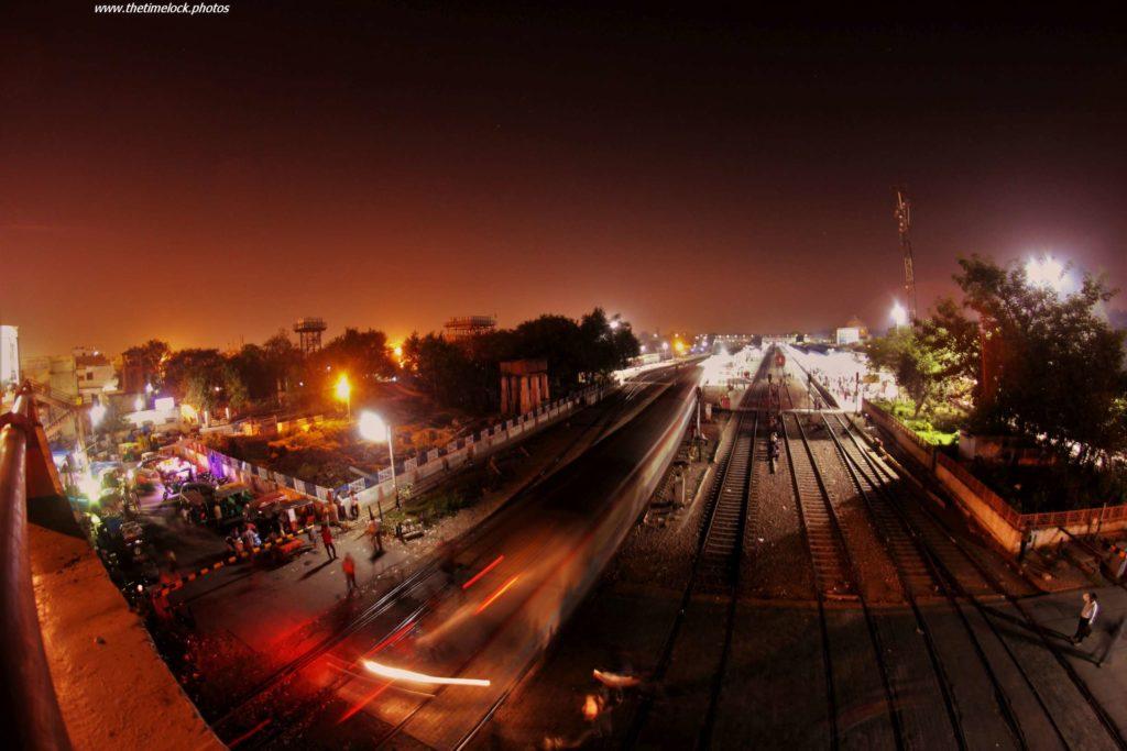Delhi Cantt Railway Station