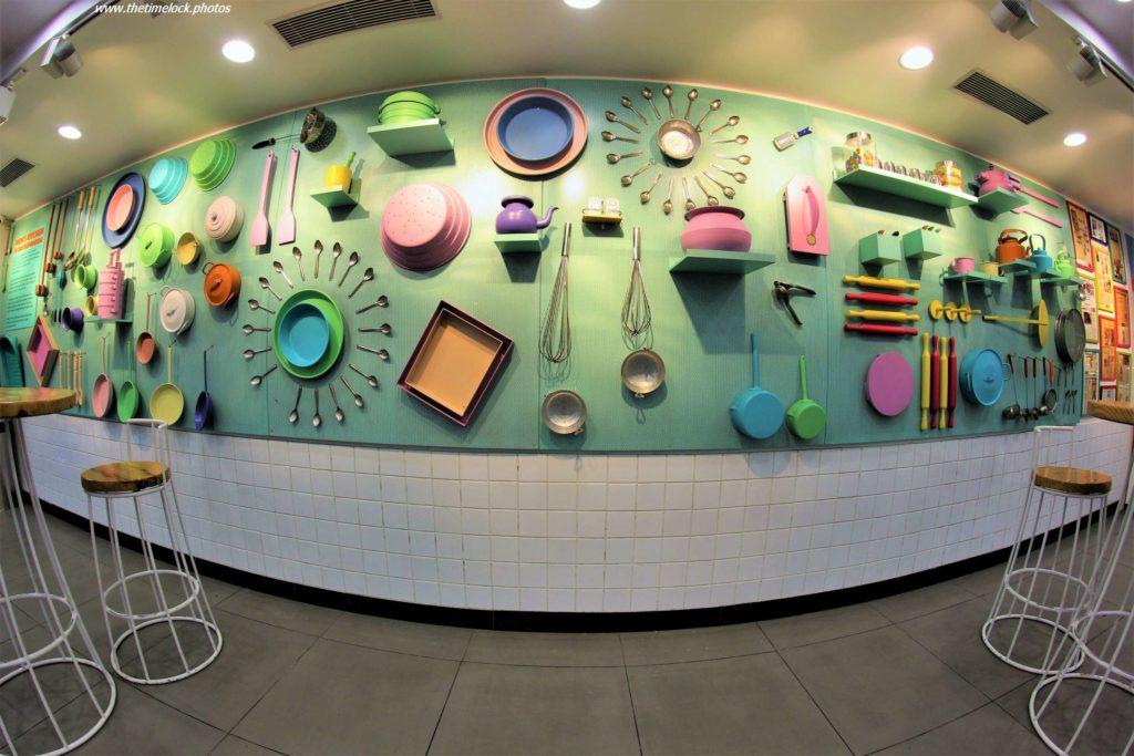 wall decor at Naturals Ice Cream